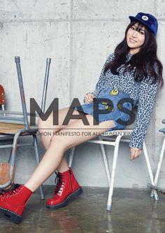 Yuju for MAPS Magazine