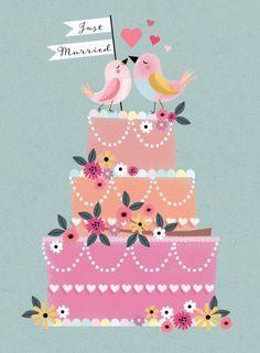 Jenny Wren - Wedding Cake