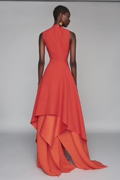 Solace London Serafine Dress Red - All About Love Fashion, High Fashion, Fashion Outfits, Fashion Design, Vetement Fashion, Evening Dresses, Formal Dresses, Inspiration Mode, Mode Style