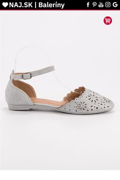 Ažúrové sivé baleríny Laura Mode Tommy Hilfiger, Platform, Adidas, Flats, Shoes, Fashion, Flat Shoes Outfit, Shoes Outlet, Fashion Styles