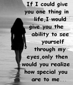 How Special You Are u2013 Love Quote