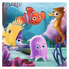 finding nemo school friends - Google Search