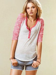 Victorias Secret Clothes Summer 2013 - love the shirt