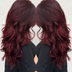 Ruby red hair! - Looking for Hair Extensions to refresh your hair look instantly? http://www.hairextensionsale.com/?source=autopin-thnew