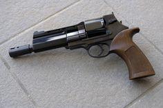 Mateba 6 Unica revolver (Italy) - rare