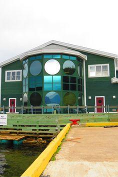 Bonne Bay marine station and aquarium