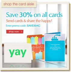 Save 25 on greeting card assortments with coupon code bundle14 save on your online card purchase find this pin and more on coupon codes and sales by american greetings m4hsunfo