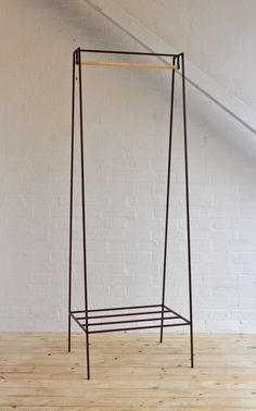 Beetroot A clothes rail | Autumn 2015 #andnewfurniture