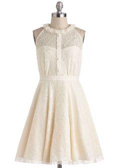 Resplendent Rime Dress | Mod Retro Vintage Dresses | ModCloth.com