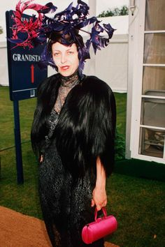 Isabella Blow: The Wardrobe Of A Style Icon | Marie Claire