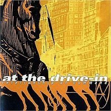 At the Drive-In: Relationship of Command. Last release of At the Drive-In prior to their breakup and the creation of The Mars Volta by Cedric and Omar. Aural adrenaline.