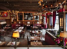 Dirty French, the restaurant at The Ludlow Hotel NYC | Remodelista