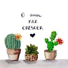 Home Decor – Decor Ideas – decor Lettering Tutorial, Cactus Plants, Cute Wallpapers, Flower Power, Iphone Wallpaper, Like4like, Place Card Holders, Clip Art, Illustration