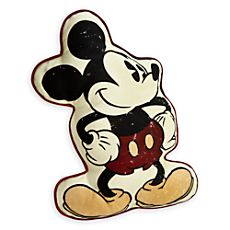 Classic Mickey Mouse Pillow