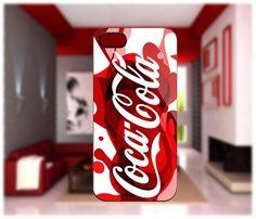 Coca Cola Logo iPhone 4/4S Case iPhone 5 Case Samsung Galaxy S2 Case Samsung Galaxy S3 Case