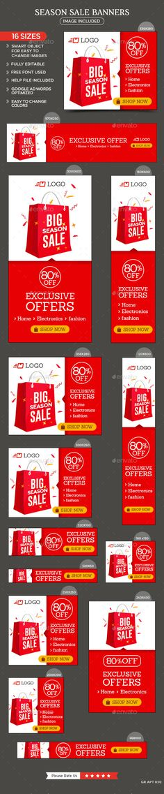 Black Friday Sale Flyer Flyer template, Christmas flyer and - For Sale Ad Template
