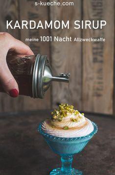 Cardamom syrup - my 1001 night general purpose weapon - 1 Winterküchen - Gruppenbord Cake Recipe In Urdu, Cake Recipes Uk, Cake Recipes For Beginners, Cake Recipes From Scratch, Tart Recipes, Whole30 Recipes Lunch, Vegetarian Pasta Recipes, Healthy Juice Recipes, Healthy Juices