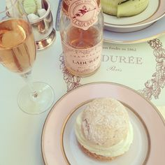 Laduree deliciousness