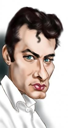 Tony Curtis by on deviantART - Prominente Caricature Artist, Caricature Drawing, Funny Caricatures, Celebrity Caricatures, Cartoon Faces, Funny Faces, Bruce Campbell Evil Dead, Great Works Of Art, Tony Curtis