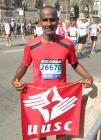 Raghav, who ran the Boston Marathon for UUSC, is interviewed in the San Jose Mercury News!