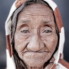 faces, Granada street women by ___BoeR___, via Flickr