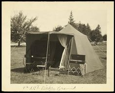 My Vintage Umbrella Tent #1   Camping, etc. . .   Vintage ...
