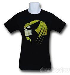 Wolverine Claws Minimal 30 Single T-Shirt