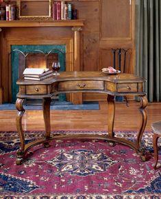 Beau Butler 0627070 Heritage Desk $1,079.00 Furniture Companies, Online Furniture,  Crescent Shape, Best Home