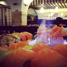 em Rock 'n' Sushi