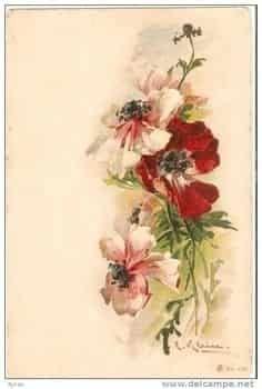 Fiori Vintage.Carte Per Decoupage Free Vintage Rose Fiori Frutta Arte Del