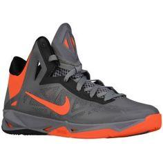 quality design ab07c a38d4 Nike Zoom Hyperchaos - Men s - Basketball - Shoes - Charcoal Black Total  Orange 9.5
