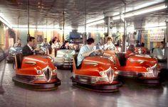 Bumper cars @ Coney Island