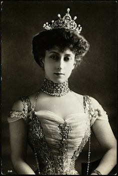 Princess Maud of Wales, later Queen of Norway  | The Court Jeweller