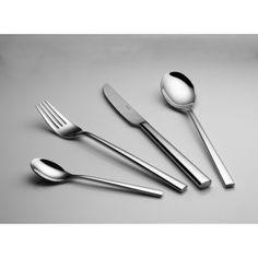 Príbor SOLA Living lesklý, 24 dielna sada Flatware, Tableware, Cutlery Set, Dinnerware, Tablewares, Dishes, Cutlery, Place Settings, Table Place Settings