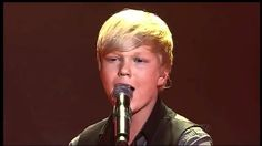 Jack Vidgen - Set Fire To The Rain (Australia's Got Talent 2011)