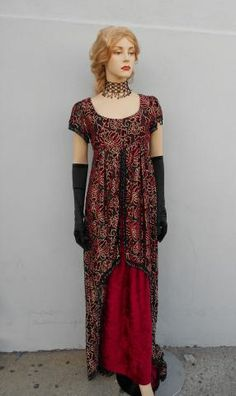Burgundy Titanic Dress | Sophia's Costumes | Authentic Vintage Rentals and Accessories