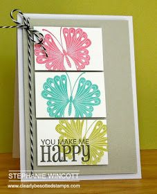 Stamping & Sharing: July Release Teaser Time Day 2