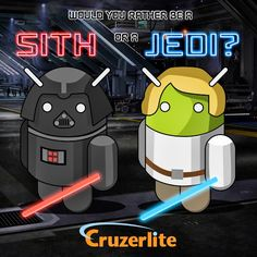 SITH OR JEDI?