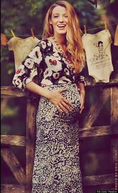 blake lively's baby shower photos are so stunning. Oh my word