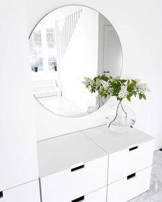 NOW IN STOCK! The popular Walls mirror from House Doctor in Ø110cm and Ø80cm are now in stock again. Shop yours before it runs out  - …