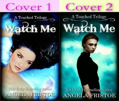 Turning the Pages: Watch Me Needs a Cover! ~ Giveaway