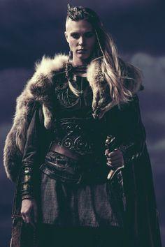bruxa da água, ofwolvesandoutlaws: THORUNN Vikings; Season 3 ...