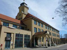 Kapellen-Volksschule Augsburg-Oberhausen