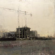 the building of mission bay | Jeremy Mann