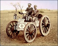 The League of Extraordinary Black People: African & African-American Steampunk - neat article! Zulu, African Tribes, African Diaspora, African Americans, Carl Benz, League Of Extraordinary, Steampunk Gadgets, Vintage Pictures, Black People