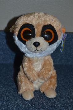 Ty Beanie Boos Rebel 6 Meerkat New With Tags Gl2 Birthday May 19 2017