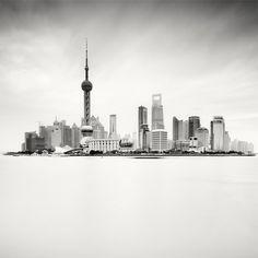 Shanghai Skyline by xMEGALOPOLISx.deviantart.com