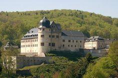 Castle in Stolberg (Harz).