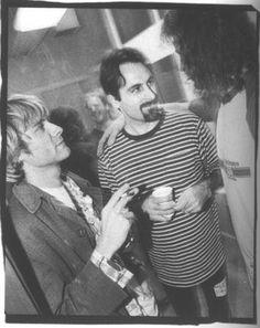 Kurt, Krist and ??
