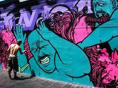 #street #painting #art #Ideas